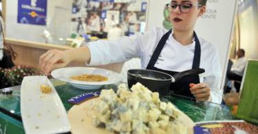 croccantini di gorgonzola